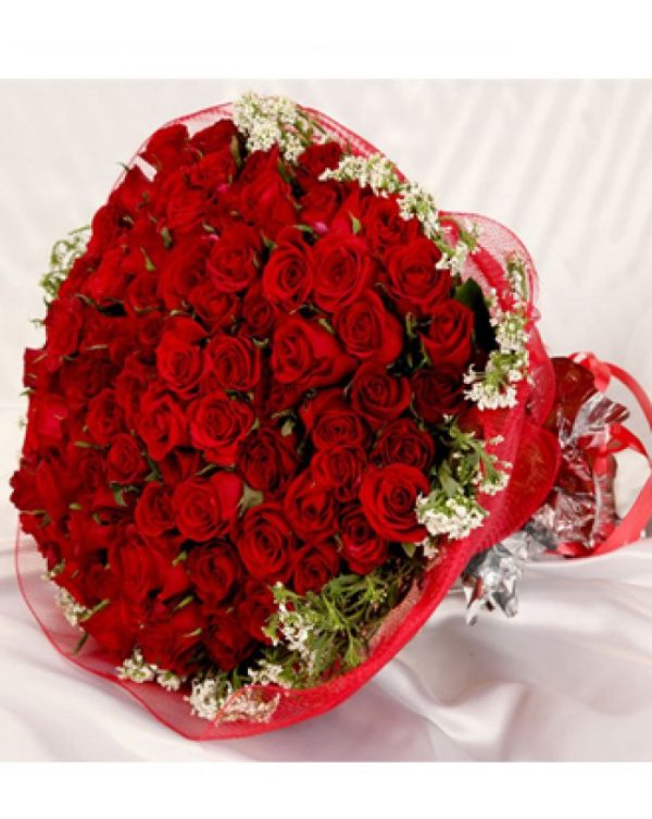 50 red roses delivery