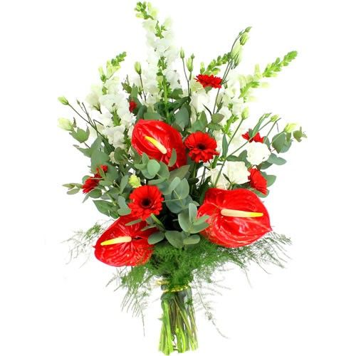 Florist Madagascar delivery of tropical flowers bouquet
